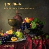 Bach: Lute Suite in G Minor BWV 995 de Jürg Kindle