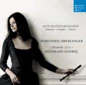 Recorder Concertos de Dorothee Oberlinger