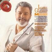 Mozart:  2 Flute Concertos; Concerto for Flute & Harp von James Galway