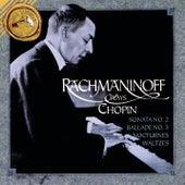 Rachmaninoff Plays Chopin di Sergei Rachmaninoff