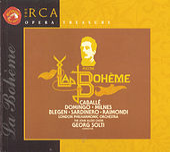 Puccini: La Bohème von Georg Solti
