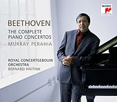 Beethoven: Complete Piano Concertos von Bernard Haitink; Murray Perahia