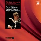 Richard Wagner: Orchestral Music from Tannhäuser/Lohengrin/Walküre/Götterdämmerung von Symphonie-Orchester des Bayerischen Rundfunks