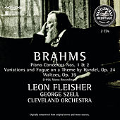 Brahms: Piano Concertos Nos. 1 & 2 by Leon Fleisher