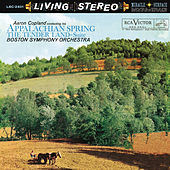 Composers Conduct Appalachian Spring; The Tender Land: Suite; Fall River Legend von Aaron Copland