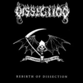 Rebirth Of Dissection de Dissection