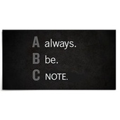 Always Be by C Note