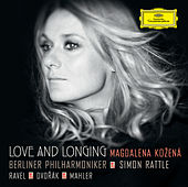 Love And Longing - Ravel / Dvorák / Mahler von Magdalena Kozená