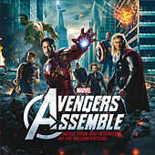 Avengers Assemble: Music from and Inspired By the Motion Picture by Various Artists
