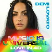 Love In 4D by Demi Lovato