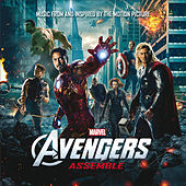 Avengers Assemble de Various Artists