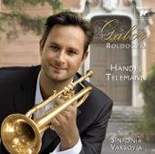 Händel Telemann von Gábor Boldoczki