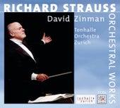 Richard Strauss: Orchestral Works - Complete Edition von David Zinman