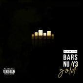 Bars Nu Y3 Gold by Blakk Szn