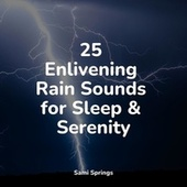 25 Enlivening Rain Sounds for Sleep & Serenity by S.P.A