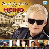 Herzliche Grüße aus dem Heino Rathaus-Cafe von Heino
