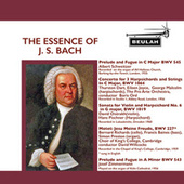 The Essence of J.S. Bach by Various Artists