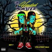 2 Headed Monster von Que 9