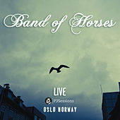 Live P3 Sessions de Band of Horses