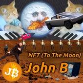 NFT (To the Moon) von John B