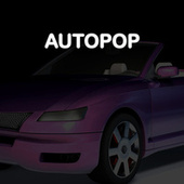 AutoPOP fra Various Artists