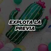 Explota La Previa by Various Artists
