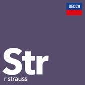 Richard Strauss by Richard Strauss