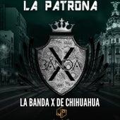 La Patrona de La Banda X de Chihuahua