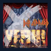 X, Yeah! & Songs From The Sparkle Lounge: Rarities From The Vault van Def Leppard