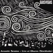 Acoustic session at Obaren (Stockholm) by Glasvegas