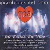 Exitos En Vivo de Guardianes Del Amor