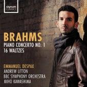 16 Waltzes, Op. 39: No. 15 in A Major by Emmanuel Despax