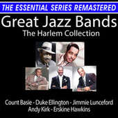 Great Jazz Bands the Harlem Collection the Essential Series by Various Artists