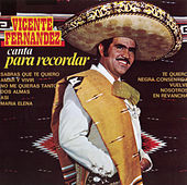 Para Recordar de Vicente Fernández