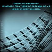Sergei Rachmaninoff: Rhapsody on a Theme of Paganini, Op. 43 de London Symphony Orchestra