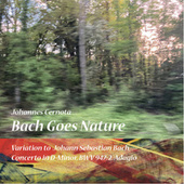 Bach Goes Nature, Variation to J.S.Bach, Concerto in D-Minor, BWV947: 2. Adagio by Johannes Cernota