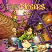 Funk Diggers de Various Artists