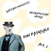 Don Pasquale - Act. I de Various Artists