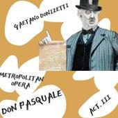 Don Pasquale - Act. III de Various Artists