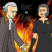 Kant vs Rand by Rucka Rucka Ali