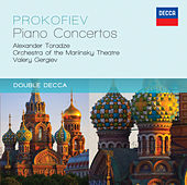 Prokofiev: Piano Concertos von Alexander Toradze