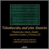 Tchaikovsky and plus Encores: Tchaikovsky, Chopin, Handel, Ippolitov- Ivanov, J Strauss II de NBC Symphony Orchestra