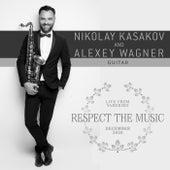 Respect the music by Nikolay Kasakov