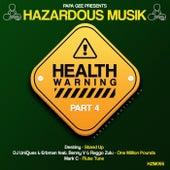 Health Warning Pt.4 von Various Artists