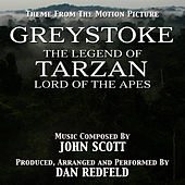 Greystoke - Theme from the Motion Picture for Solo Piano (John Scott) by Dan Redfeld