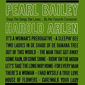 Sings The Songs She Loves By Her Favourite Composer Harold Arlen de Pearl Bailey