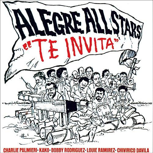 Te Invita by Alegre All Stars