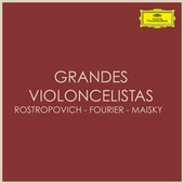 Grandes Violoncelistas de Mstislav Rostropovich