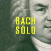 Bach Solo by Johann Sebastian Bach