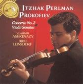 Prokofiev: Violin Sonatas - Concerto 2 de Itzhak Perlman